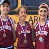 Wood, Grahn, Hernandez headed to Regional Meet