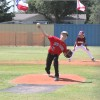 Harper pitches at Southwest Regional Tournament